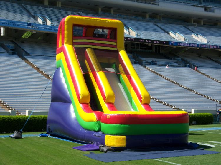 21′ Screamer Slide