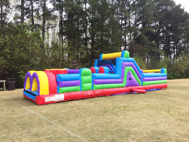40′ Obstacle Course