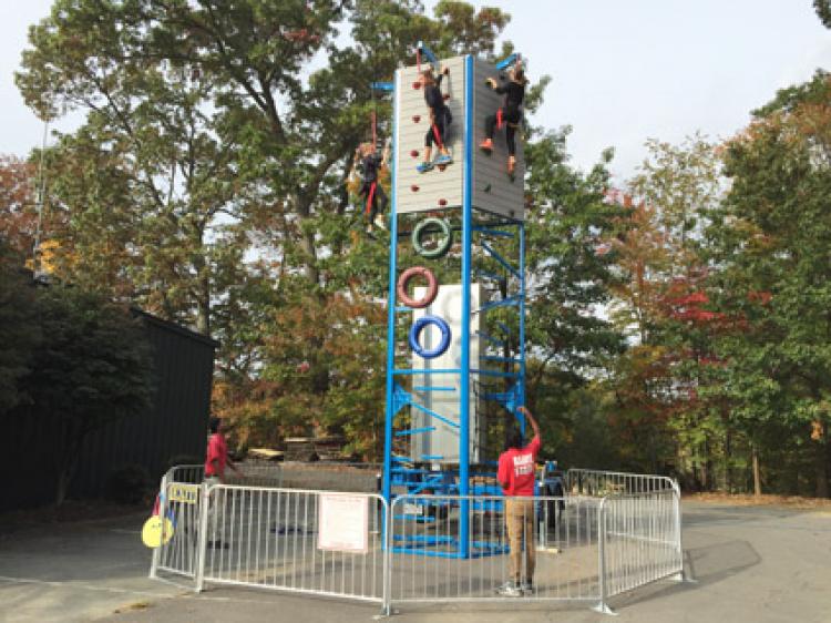 Climb-n-Challenge