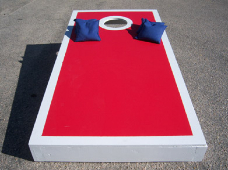 Cornhole Boards (Set of 2 Boards)