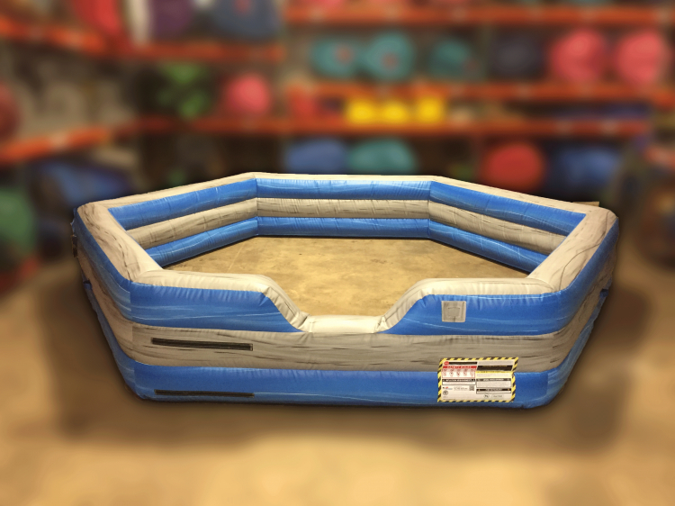 Gaga Ball Inflatable Pit