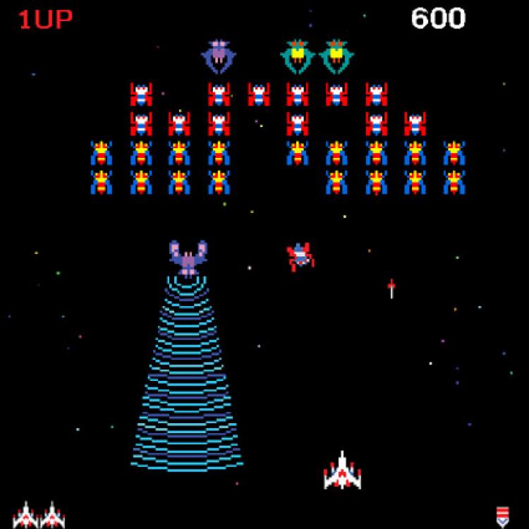 Multicade Arcade Game – Upright