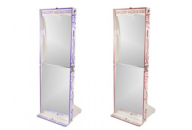 Carnival Wacky Mirrors