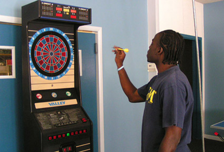Electronic Dartboards