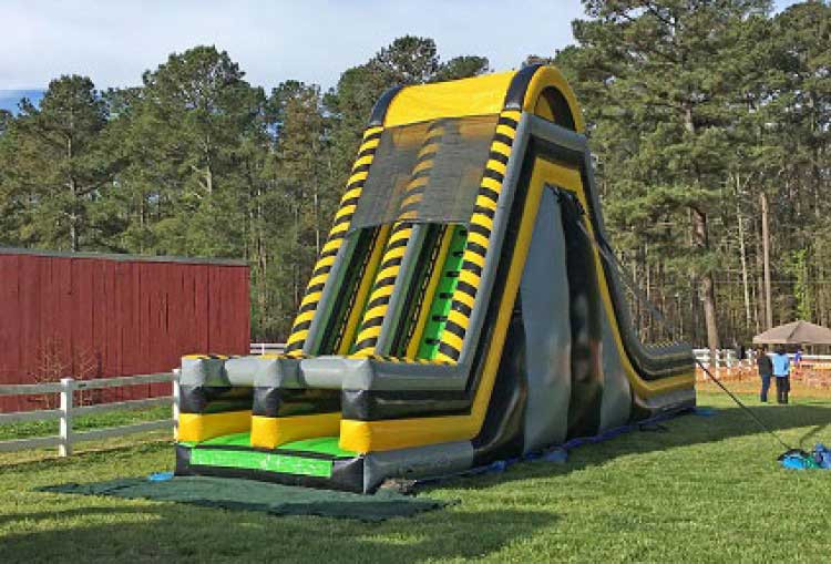 Atomic Drop Slide