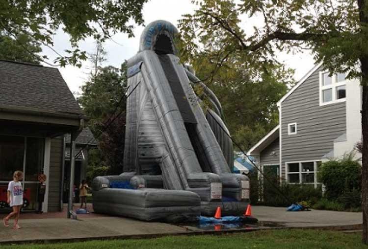 Hurricane Slide